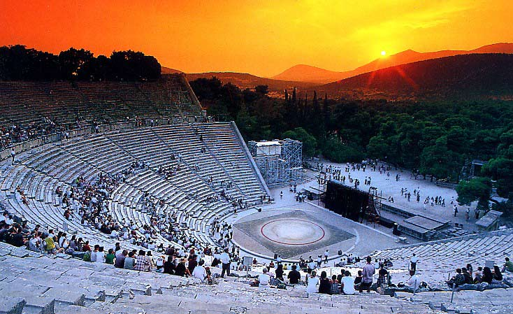 epidavros captain nemo historical tours